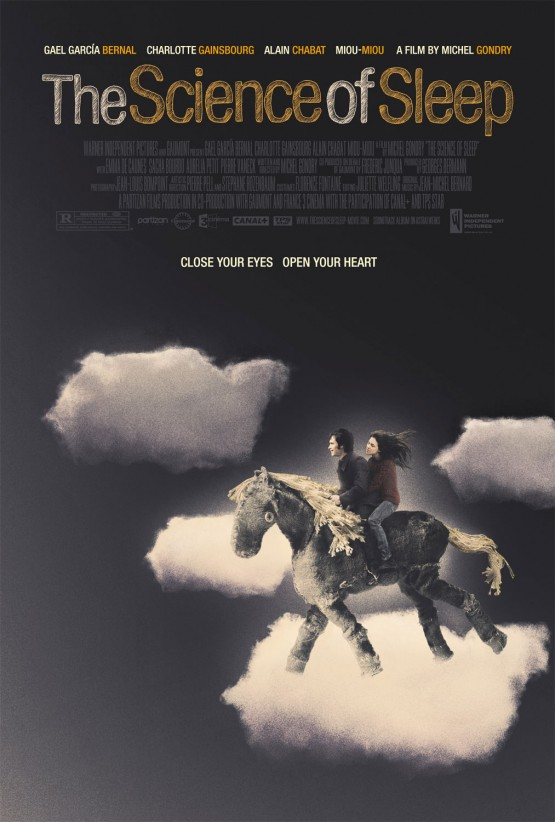 Gondry_Michel_The Science of Sleep_Poster