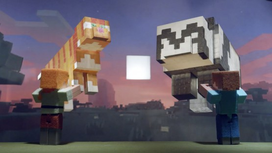 Minecraft: Cats & Pandas : A Minecraft Fable of Friendship - Hoku