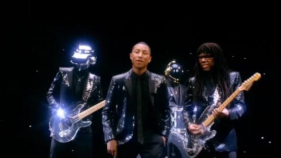 Fu_Warren_Daft Punk_Get lucky